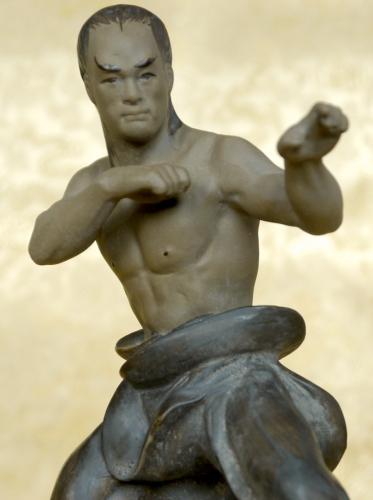 4 Figuren Set - Gong Fu I