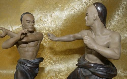 6 Figuren Set - Gong Fu III