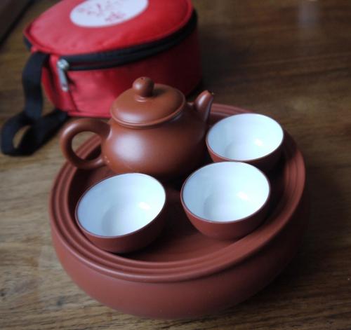 Teeschiff für chinesische und japanische Teezeremonie