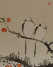 Verstehen ohne Worte - Aquarell von Zeng Guiling
