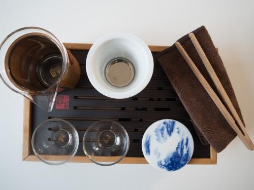 China Teeset für unterwegs