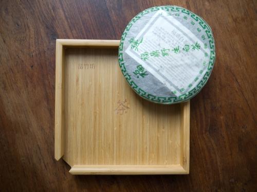 Teetablett - Portioniertablett für Teekuchen