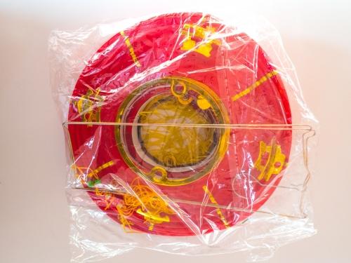 4 China Lampions 25 cm