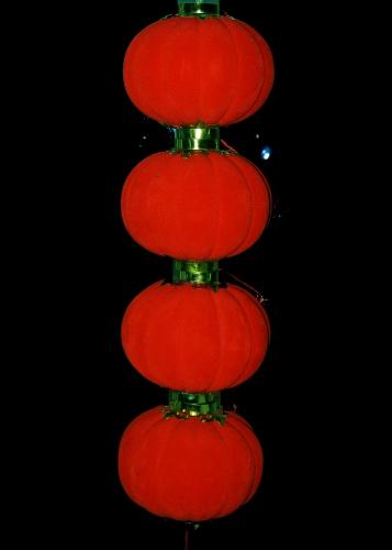 8 China Lampions 10 cm Durchmesser