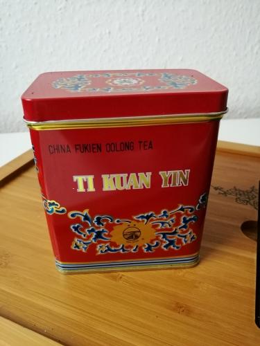 Sea Dyke Oolong Anxi Tie Guan Yin 125 g Dose (26,32¤/100g)