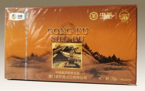 Sea Dyke Pu Erh Tee - Fujian 28 Portionen á 5 g (14,21/100g)