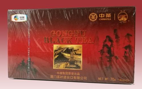 Sea Dyke Black Tea Fujian 28 Päckchen á 5 gr. (14,21¤/100g)