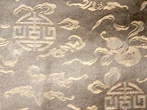 Handgefärbte Bio-Seide aus Guangdong Glück