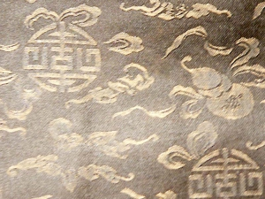 lfm Handgefärbte Bio-Seide aus Guangdong Glück
